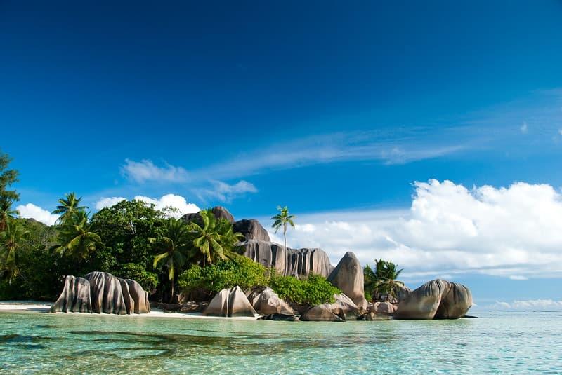semaine de rêve aux Seychelles